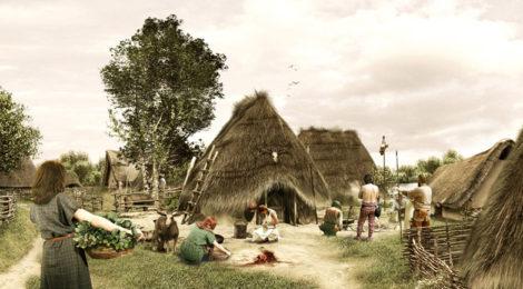 糠疹 - 凯尔特人, 勇士的国家 - 罗莎巴·塞拉