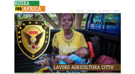 糠疹 - 糠疹FOR AFRICA  - 罗莎巴·塞拉