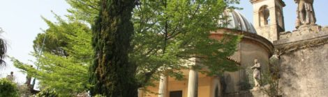 ROSEA = DISCOVER OUR EARTH: THE CHURCH OF SAN ROCCO IN CENEDA (TV) ITALY = ROSALBA SADDLE