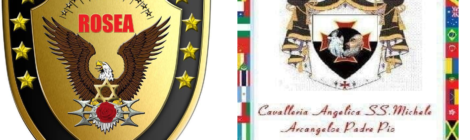 ROSEA - ALLEANZA ROSEA  &  CAVALLERIA ANGELICA S.S. MICHELE ARCANGELO E PADRE PIO (ONLUS)  - ROSALBA SELLA